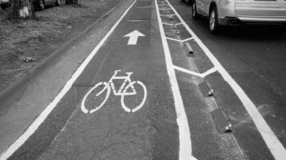 Colonos del Fovissste Chapultepec le dicen no a las ciclovías