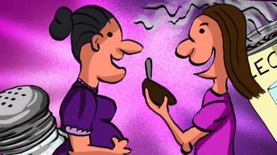 Los cuentos de Chema Rincón | Las dos comadres