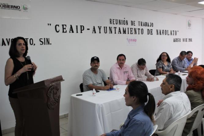 Navolato, tiene el primer lugar en transparencia de todo Sinaloa: CEAIP