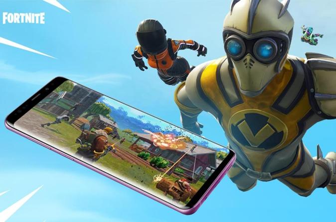 Al fin llega Fortnite a Android, aunque solo a algunos dispositivos… por el momento