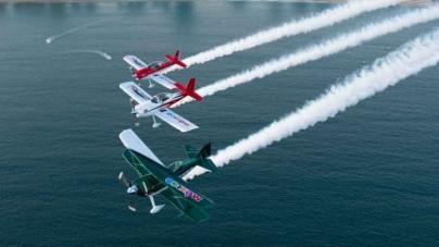 Un espectáculo aéreo | El Air Show 2018 llegará a Mazatlán