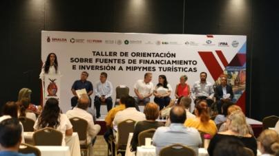 Orientan a mipymes turísticas sobre fuentes de financiamiento de inversión en Mazatlán