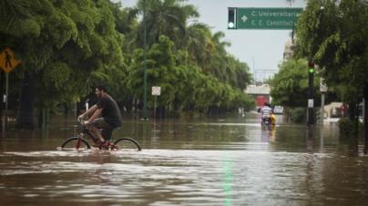 Se prevén tormentas fuertes para Sinaloa… pero el calor no se va