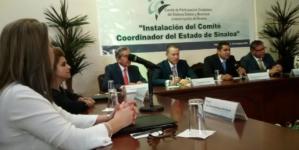 Se instala y pone en marcha Sistema Estatal Anticorrupción en Sinaloa