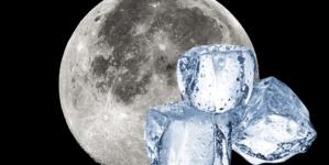 La NASA descubre hielo en los polos de la Luna