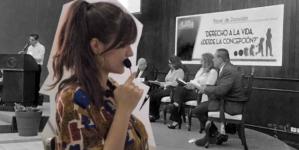Feministas si fueron invitadas a panel sobre 'Derecho a la vida'… pero de compromiso y a última hora