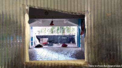 #RegresoAClases | Primaria Álvaro Obregón, monumento al incumplimiento