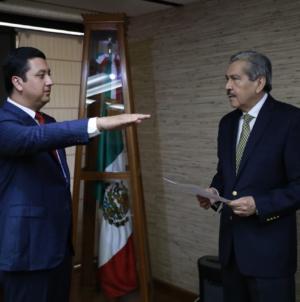 Llegan nuevos funcionarios a la Secretaría General de Gobierno en Sinaloa