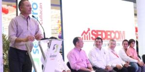 Sinaloa, tierra fértil para la inversión: Quirino