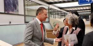 Quirino plantea a AMLO proyectos prioritarios para Sinaloa y confirma visita del presidente electo