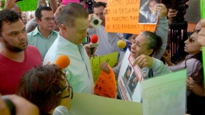Sabuesos Guerreras piden alto a simulación en búsqueda a desaparecidos