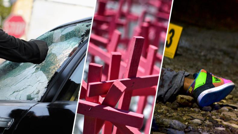 Disminuyen homicidio, feminicidio y robo de autos en Sinaloa: SESP