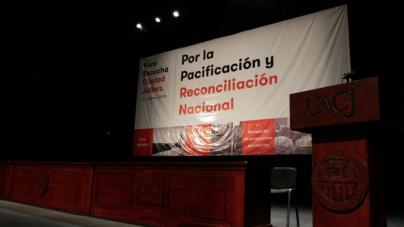 Efecto ESPEJO | Foros de pacificación: AMLO perdona, la sociedad calla