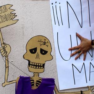 Justicia para todas reclaman a Fiscalía de Sinaloa ante ola de feminicidios