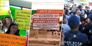 ¿Quién trabaja sin paga? | Deudas de Gobierno causan paros en educación, salud y seguridad