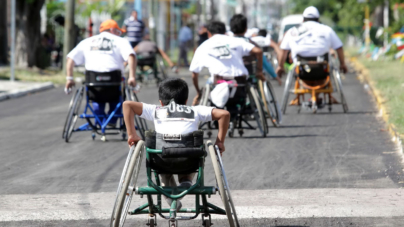 Invitan a la primer carrera incluyente para personas con discapacidad en Culiacán