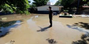 Depresión tropical 19-E afectó 171 escuelas en Sinaloa