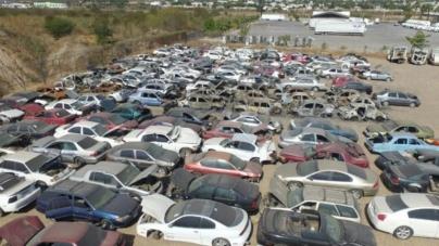 Utilizarán terreno de Gobierno del Estado como pensión de autos municipal