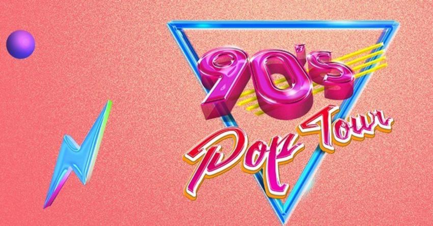 90's Pop Tour llegará en diciembre a Culiacán