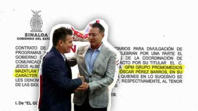 Nuevo secretario de turismo en Sinaloa fue proveedor de Gobierno del Estado