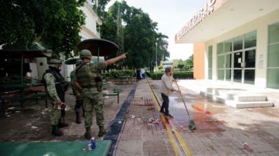 Muere comandante tras atentado en Ciudad Universitaria de la UAS