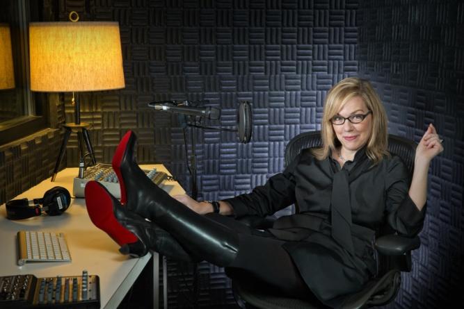 Debbie Millman, una de las mujeres influyentes presente en el D10MX 2018
