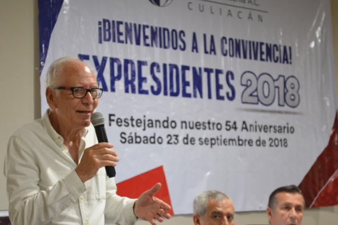'Es necesario trabajar sobre el futuro y a paso firme': Sergio Orozco Aceves