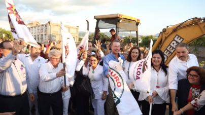 Inician trabajos de construcción del nuevo Hospital General de Culiacán