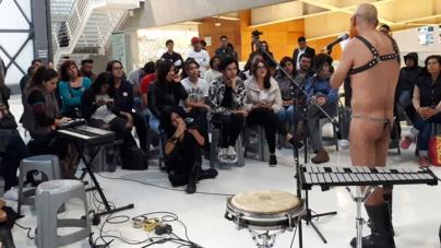 Zona chilanga | Micrófono abierto: el cuerpo y la palabra