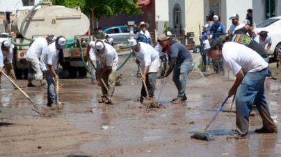 ¿No tienes empleo? | Ayuntamiento de Culiacán te busca para limpiar zonas afectadas