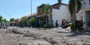 Sancionará Profeco a constructores por obras afectadas con las recientes lluvias