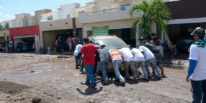 Grupo Premier estará ofreciendo servicios gratuitos a automóviles que hayan resultado dañados por las lluvias