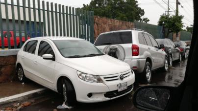Estas son las primeras afectaciones por lluvias en Culiacán; seguirán por la tarde y noche