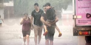 Se suspenden clases por lluvias en 9 municipios de Sinaloa