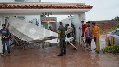 Si la lluvia dañó tu casa ¡tómale fotos!, tienes derecho a un seguro contra daños