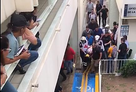 Pánico en CU | Otro ataque en la UAS a comandante de la Policía