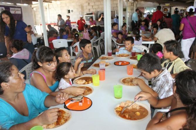Habilitan comedores comunitarios en Ahome, Culiacán, Navolato y Salvador Alvarado