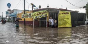 Apoyarán con 10 mil pesos a pequeñas empresas sinaloenses afectadas por las inundaciones