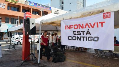 Infonavit abre módulos en municipios afectados; estará atendiendo este fin de semana