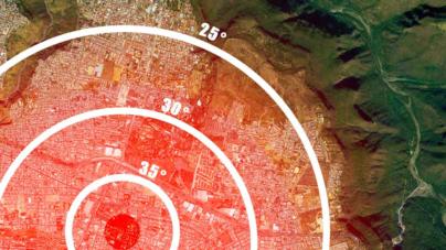 Islas de calor | Cómo el crecimiento de las ciudades afecta su temperatura