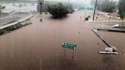 El fantasma del huracán 'Manuel' revive en Valle Alto