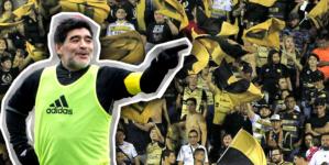 Maradona podría llegar a la Dirección Técnica de Dorados, según prensa argentina