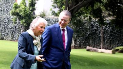 Efecto ESPEJO | Asoma buena relación entre Quirino Ordaz y López Obrador