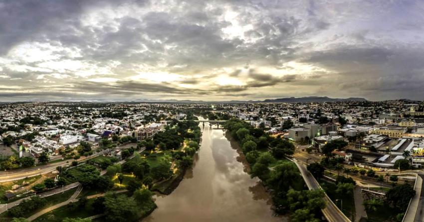 'No hay riesgo de inundación en ríos de Culiacán': alcalde