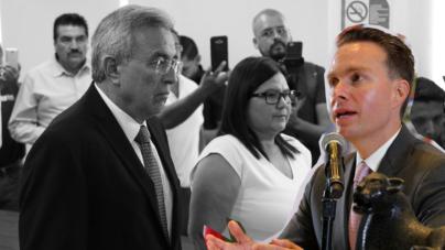 Senadores sinaloenses defienden aprobación de la licencia otorgada a Manuel Velasco