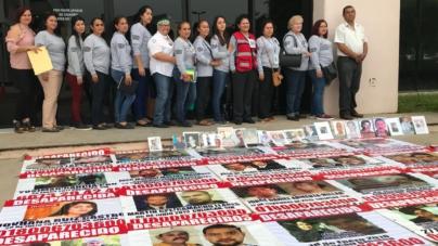 Avanza revisión de casos de desaparición; Sabuesos Guerreras ven a un fiscal más sensible