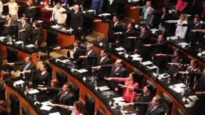 Tema de la semana | Instalación de la 64 Legislatura Federal: la selfie que nadie tomó