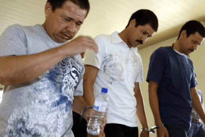 Perdonan pena de muerte a sinaloenses en Malasia