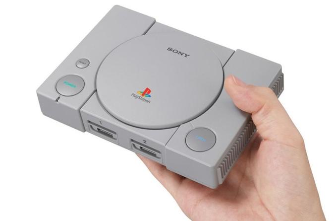 Sony también apostará por la nostalgia y lanzará una PlayStation Clásica