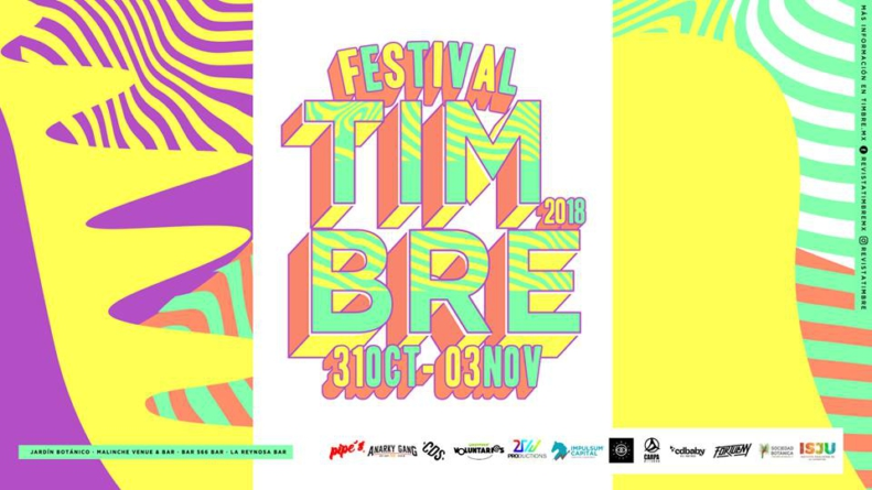 Festival Timbre   Un nuevo festival que no es 'más de lo mismo'